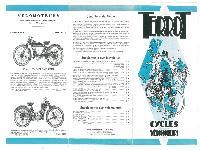 Terrot Cycles - Vélomoteurs