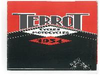 Terrot Cycles - Motocycles 1934