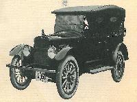 Allen 43 Touring Car