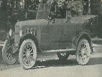 Briscoe Touring Car