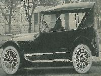 Buick 4-seater 6-cylinder