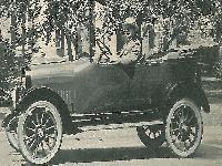 Dort 5-seater Touring Car