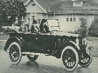 Grant Touring Car 5-seater