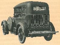 Leach Sedan