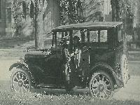 Lexington Six-Cylinder Sedan