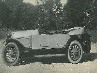 Locomobile 4-seater