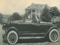 Mercer Touring Car