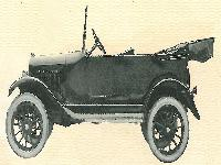 Overland Four Touring Car
