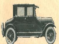Paige Coupe 1920