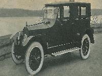 Standard 8-cylinder Convertible Sedan-Limousine