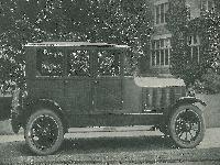 Stanley 1920 Sedan