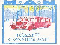 MAN-Kraftomnibusse