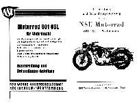 NSU OSL 601 WH