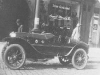 unbek. Sportwagen