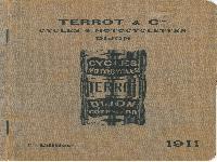 1912 Terrot Cycles