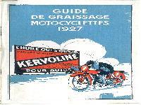 1927 Terrot Guide