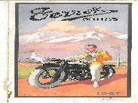 1927 Terrot Katalog