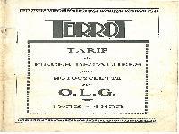 1932  Terrot OLG
