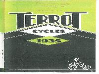 1935 Terrot Cycles