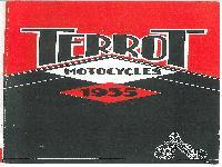 1935 Terrot Motocycles