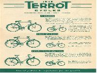 1949 Terrot  Cycles