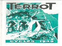 1949 Terrot Cycles