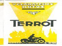 1949 Terrot Velomoteurs