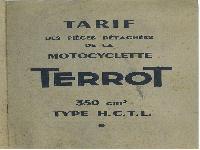 1951 Terrot HCTL