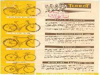 1952 Terrot Cycles
