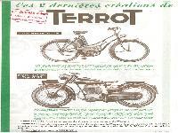 1952 Terrot Moto