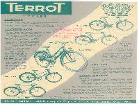 1954 Terrot Cycles