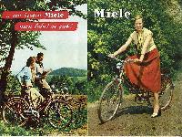 Miele Fahrrad Prospekt
