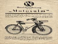 NSU Motosulm Bedienungsanleitung