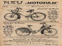 NSU Motosulm Flyer
