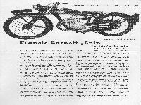 Francis & Barnett