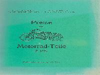 Preise Motorrad-Teile 2 PS