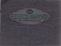 Beschreibung und Betriebsansleitung zur Doppelübersetzungsnabe mit Leerlauf