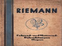 Riemann Fahrrad und Motorrad Beleuchtungen