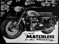 Matchless - Zeitungsausschnitt