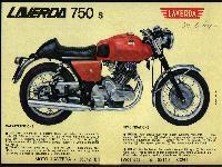 Laverda 750s und 750g