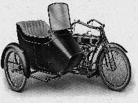 N.S.U. Phaeton-Seitenwagen