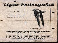 Tiger-Federgabel
