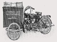 Neckarsulmer Gepäck-Motordreirad