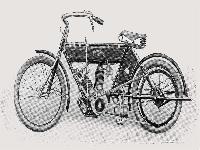 Neckarsulmer Zweizylinder-Tourenmotorrad