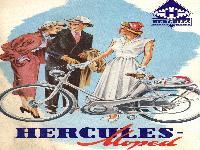 Hercules-Moped