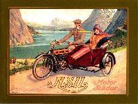 NSU Motorräder 1914