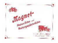 Magnet - Motorräder und Gepäckräder, 1907