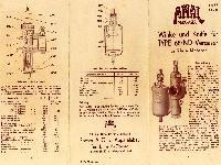 Winke und Kniffe für AMAL TYPE 68/ ND-Vergaser