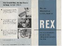 Rex - Motorfahrrad