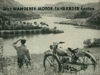 Was Wanderer-Motor-Fahrräder kosten